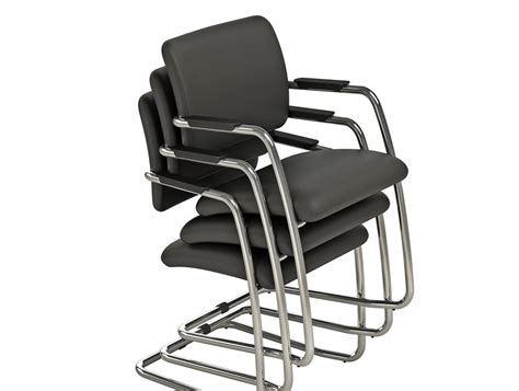 Oq Stacking Meeting Chair Chrome Frame In Black Outdoor Folding Bag Chairs Marais Chair Knock Off For Bedrooms Leather Repair Kit Bed Sleeper Sliding Bath Hanging Potty Girl