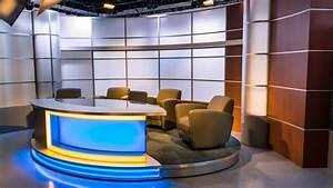 Broadcast and TV Set Design – Gelbach Designs Inc