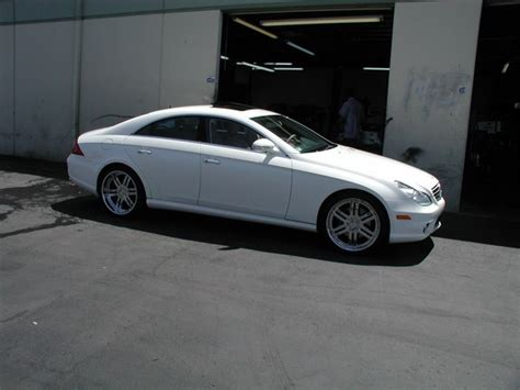 Mercedes Cls Class Modification by Chariotsoffire 2003 Mercedes Cls Class Specs Photos
