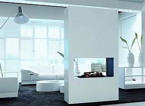 Ethanol Kamin Raumteiler : wand raumteiler kamin ~ Watch28wear.com Haus und Dekorationen