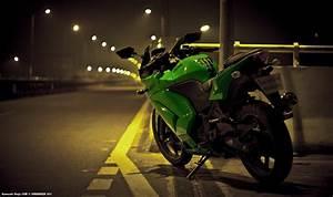 Kawasaki Ninja 250R HD wallpapers