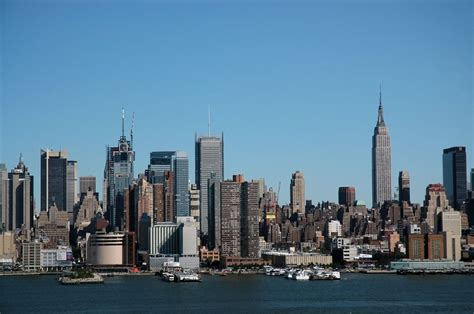 most modern city in the world new york united states