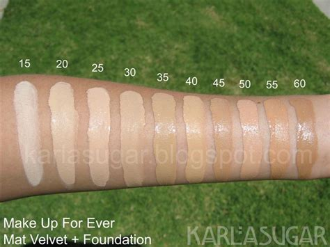 mufe mat velvet foundation reccomendation to replace page 2