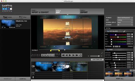 Gopro Studio Templates by Gopro Studio Premium Mac 2 0 1 247
