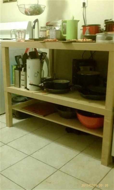 lack kitchen shelving unitisland ikea hackers ikea