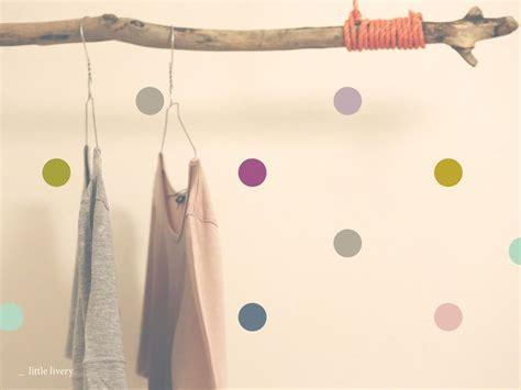 Kinderzimmer Wandgestaltung Punkte by Die Besten 25 Wandtattoo Punkte Ideen Auf