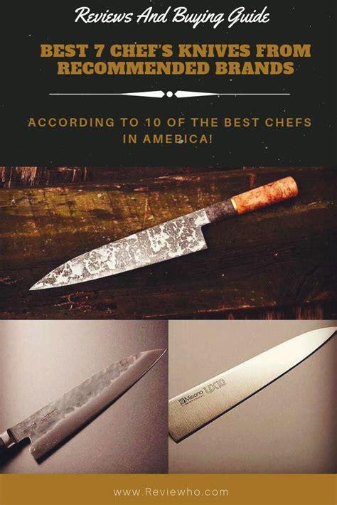 knives chef kitchen knife money chefs budget most