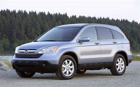 2015 Honda Cr-v Reviews And Rating