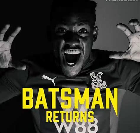 Batsman Returns! Crystal Palace confirm signing of striker ...