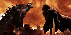 Tale of the Tape: King Kong VS Godzilla - Relatively ...