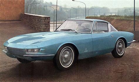 coachbuildcom pininfarina chevrolet corvette  rondine