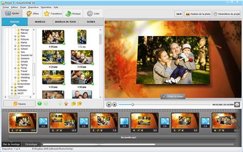 comment faire un montage photo avec musique smartshow 3d