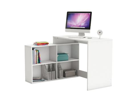 meuble bureau d angle bureau d 39 angle corner blanc