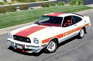Ford Mustang II King Cobra | 1978 Ford Mustang Cobra II - Having II Much Fun Photo Gallery ...