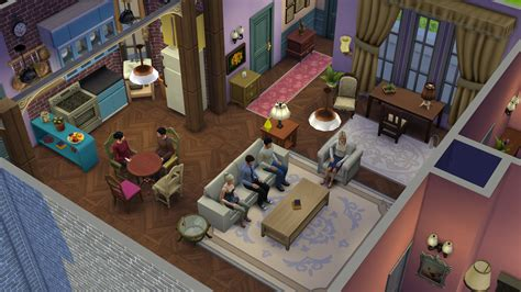 friends created   sims  thesims