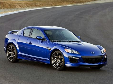 2019 Mazda Rx8 Blue Colors