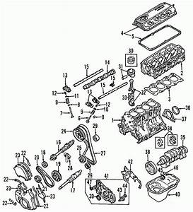 2003 Mitsubishi Eclipse Engine Diagram