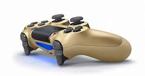 Gold PS4 Controller Is Coming Exclusively To One Store