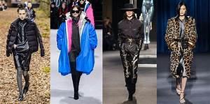 les tendances mode automne hiver 2018 2019 femme actuelle With tendance actuelle mode