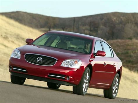 2007 Buick Lucerne Specs by 2007 Buick Lucerne Sedan Specifications Pictures Prices