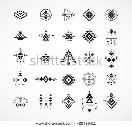 image result  geometric tattoos small tattoos