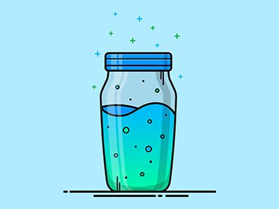 fortnite slurp juice vector illustration  christine