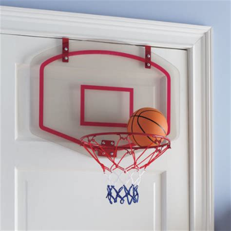 the door basketball hoop basketball room decor ideas