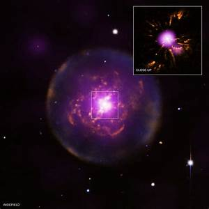 A Reborn Planetary Nebula | NASA