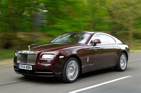 Rolls-royce Wraith Review (2019)