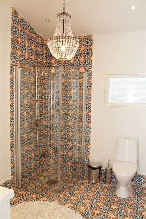 Best 20  Moroccan tile bathroom ideas on Pinterest