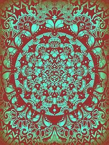 trippy weird hippie drugs Awesome design boho indie ...