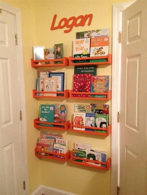 ikea spice rack book shelves nursery pinterest