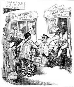 iron curtain political cartoon analysis curtain