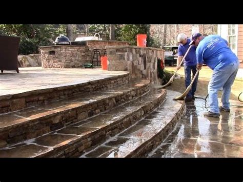 how to clean brick pavers funnydog tv