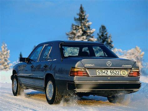 mercedes e class w124 classic car review honest