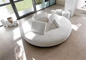 canape demi lune et canape rond 55 designs spectaculaires With canapé demi rond