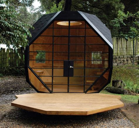compact house  unusual shape  colombia modern