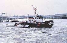 Potomac River Boat Crash by Air Florida Flight 90