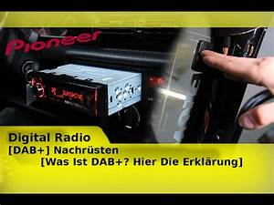 Dab Antenne Auto Nachrüsten : pioneer deh x7800dab autoradio mit digitalradio dab ~ Kayakingforconservation.com Haus und Dekorationen