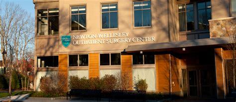 Outpatient Surgery Center | Newton-Wellesley Hospital