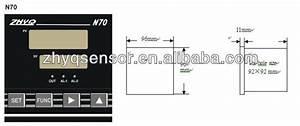 Digital Pressure Indicators Pressure Controller  View