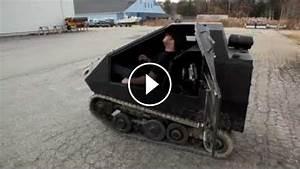The World U0026 39 S Smallest Tank