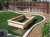 raised garden boxes Pine Tree Home: Garden: Raised Garden Beds