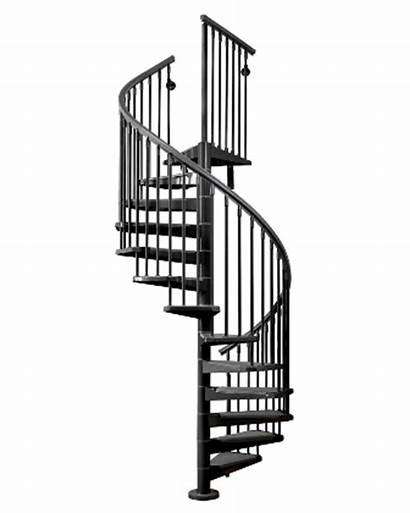 Spiral Staircase Stairs Outdoor Kit Exterior Eureka