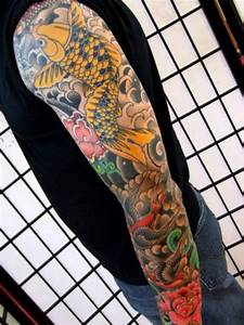 Sleeve Koi Designs 50 Japanese Designs Inspired By Culture Of Japan