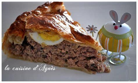 Pate De Paques Berrichon Veau by P 226 T 233 De P 226 Ques De Cyril Lignac La Cuisine D Agn 232 Sla Cuisine D Agn 232 S