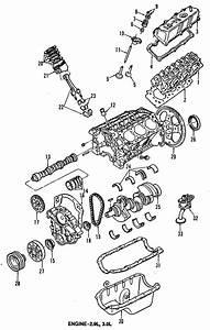 2006 Ford Ranger Engine Cylinder Head