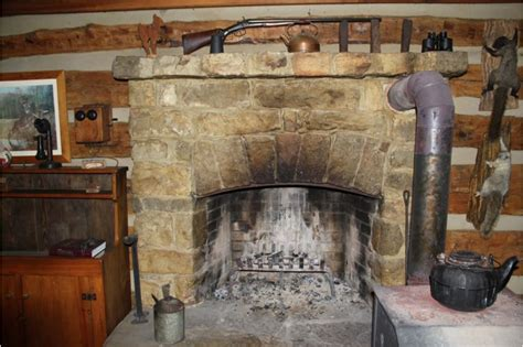 chimney  wood stove small cabin forum