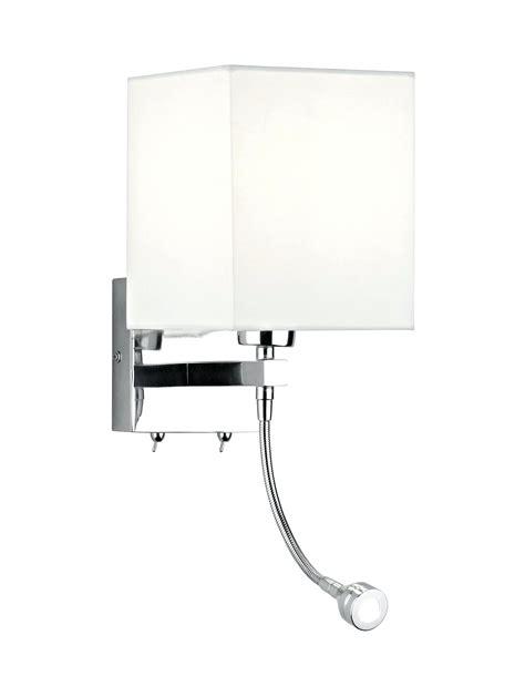 light wall mounted bedside reading lights bedroom ls