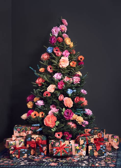 Decorating Trees by 5 Gorgeous Floral Trees Better Homes Gardens